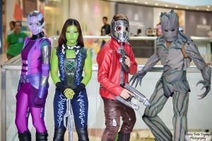 Guardians of the Galaxy by izabelcortez