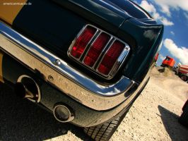 taillights - ford mustang by AmericanMuscle