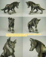 Wolf Link: Twilight Princess by aachi-chan
