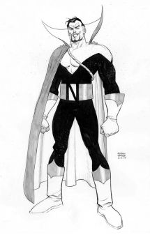 Count Nefaria by Andrew-Robinson
