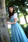 Once Upon a Time: Belle by echoing-artemis