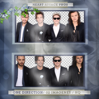 +Photopack png de One Direction. by MarEditions1