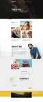 Photographer - Landing Page by Shizoy