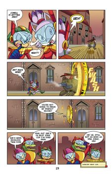 No Zone Archives Issue 1 pg23 by Chauvels