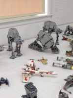 Lego Imperial Walkers by Simpsonsfanatic33