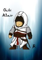 Chibi Altair by AngelRivas