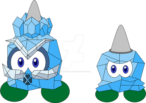 Chief Chilly (Redesign, Kind of) by ElectronTheShinx82