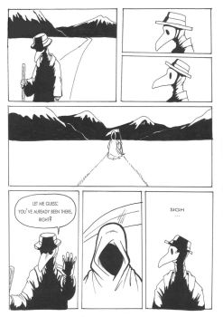 The Plague Doctor - page 4 by oomizuao