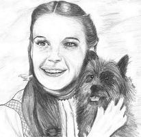 Dorthy and Toto by marmicminipark