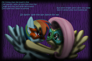 Save the Last Dance for Me by MetaDragonArt
