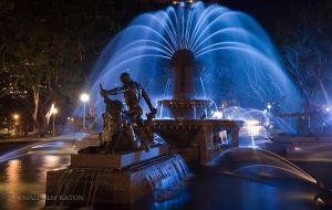 Archibald Fountain by FireflyPhotosAust