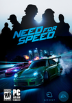 Need for Speed PC cover (2015) by Mighoet
