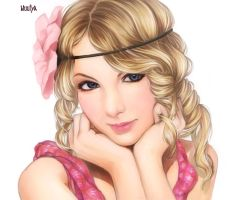 Taylor Swift by muutya