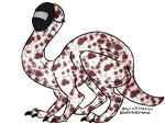 [Open] Faceless Dragon Adopt - 5 points by Gingerpatch-59