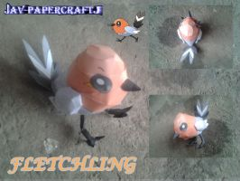 Fletchling by turtwigcuTey