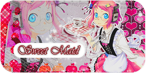 Sweet Maid by Azrx004