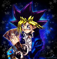 Yugi by YunakiDraw