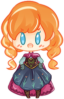 quick anna by arendellee