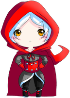 [Com.] Little Red Ridding Hood? by irenereru