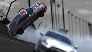 Gran Turismo 5 Daytona crash by revsorg
