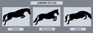 Jumping Style Guide by cobra-farms