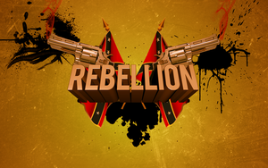 REBELLION by Theunseenreaper