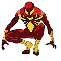 Iron Suit Spiderman Finished by CyberAxl