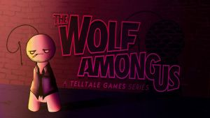 Cry  - Wolf Among Us by BrimRun