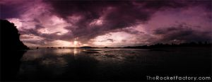 Koh Chang sunset 4 by frankrizzo
