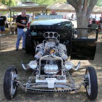 Supercharged Hemi Coupe by High-Tech-Redneck