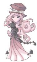 Pink Shadelet by Snow-the-Wanderer