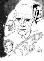 Star Trek TNG_WIP by StevenWilcox