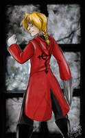 .:.Edward Elric.:. by The-Starcow