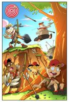 SCOUTS_quest01 by makampo