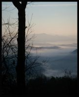 mountains in the morning 2.0 by TheUnknown860