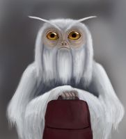 Demiguise by MystlMoon