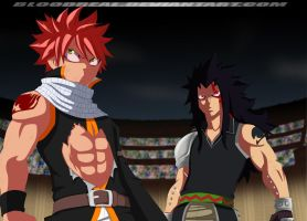 Fairy Tail 294 : Great Tag Team by Advance996