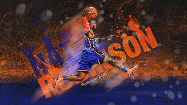 Nate Robinson Wallpaper by Jagstownville