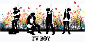 Tv Boy - Trees by Hello-Mr-Marty