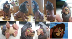 Kovu Figure Mod Finished by coolwolfbro