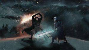 The War for the Dawn by Mike-Hallstein