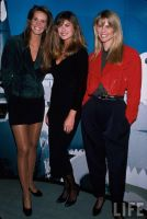 Elle MacPherson, Kathy Ireland, Cheryl Tiegs by drknyght6