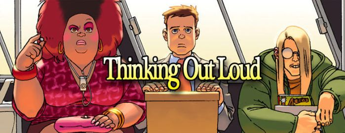Thinking Out Loud Promo banner by MK-Neurobellum