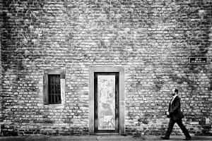 The Window and the Door by cahilus