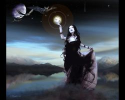Water Witch by cemac