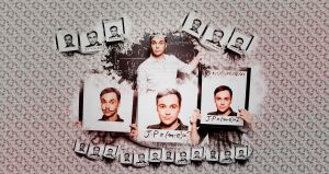 Jim Parsons wallpaper 9 by HappinessIsMusic