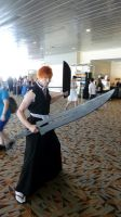 Otakon 2013 Cosplay - The One That Protects by LordNobleheart