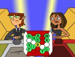 Harold and Courtney on Blockbusters by DJgames