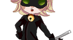 Free Chat Noir animated pagedoll! by MalikTownsend