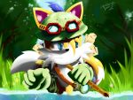 Tails the... Swift Scout ? by Paredi